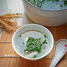 #秋天怎么吃#秋天的蒲公英能为你煲一碗好喝的蒲公英鸡汤