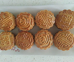五仁馅月饼的做法