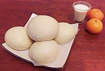 (2018年最新修改)牛奶甜馒头的做法