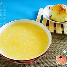 金玉双米粥#嘉宝辅食宝典#