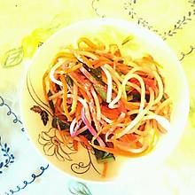 新疆特色凉拌菜