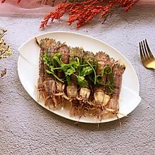 #肉食者联盟#清蒸皮皮虾