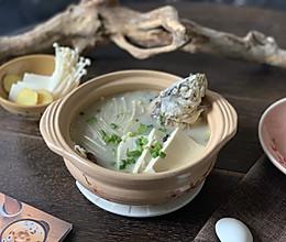 营养丰富的豆腐鲫鱼汤的做法