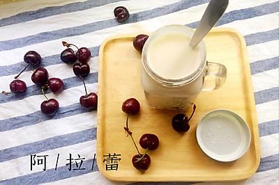 自制原味珍珠奶茶
