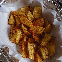 孜然烤薯角#花10分钟,做一道菜!#的做法图解7
