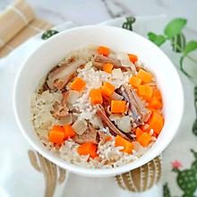12M+羊排焖饭:宝宝辅食营养食谱菜谱