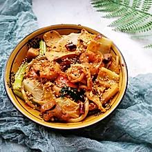 #钟于经典传统味#麻辣香锅在家做超简单