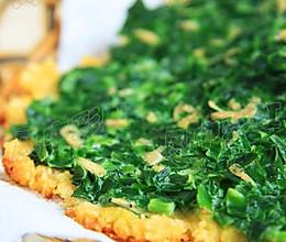 韭菜糊饼的做法