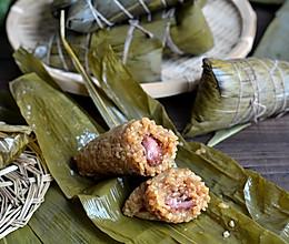 #甜粽VS咸粽,你是哪一党?# 鲜肉粽子的做法