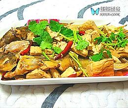 接地气儿家常菜:鲶鱼炖豆腐的做法