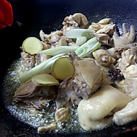 周末餐桌~香菇焖鸡的做法图解4