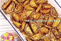 花土豆的畅想曲 烤薯角的做法