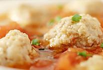 番茄肉丸汤 【孔老师教做菜】的做法