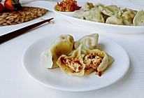 红芹花豉豆牛饺的做法