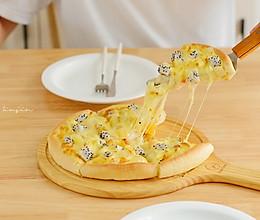水果披萨(1个九寸)的做法