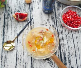 #名厨汁味,圆中秋美味# 养生减脂の蟹柳冬瓜羹的做法