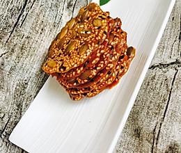 南瓜子瓦片酥的做法