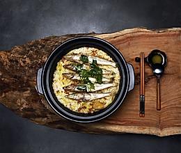 【鹦鹉厨房】沙丁鱼咸饭的做法