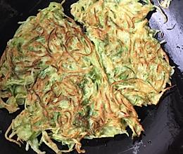 萝卜呱嗒、萝卜饼的做法