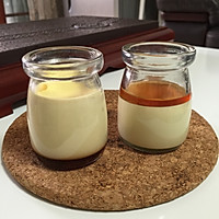 焦糖鸡蛋布丁(免烤)的做法图解12