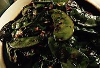 酱油扁豆的做法
