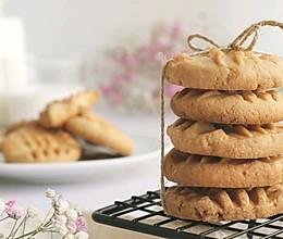 花生酱小饼干的做法