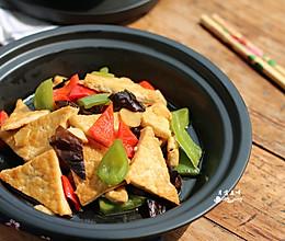 家常豆腐#MEYER·焕新厨房,唤醒美味#的做法