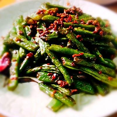 干煸四季豆(家常版)