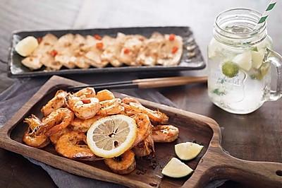椒盐虾|日食记