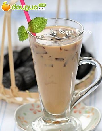 鸳鸯奶茶 让爱流动的做法