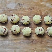 蔓越莓椰蓉月饼的做法图解9