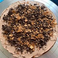 巧克力生日蛋糕(8寸)的做法图解5