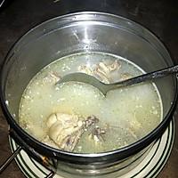 椰子老鸡汤的做法图解4