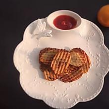 烤土豆片(孜然味)