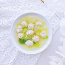 豆腐丸子汤—软嫩鲜香入口即化