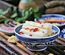 秋季健胃养脾清肺明目的蜜汁桂菊山药的做法