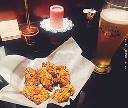薯片炸鸡翅的做法