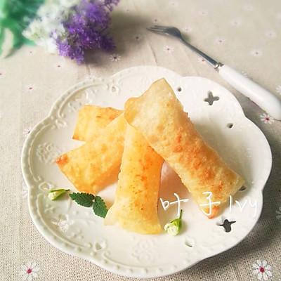 简易版~迷你苹果派/香芋派/红豆派/菠萝派