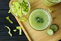 果蔬派——菠萝蔬菜饮的做法