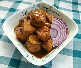 豆泡酿肉的做法