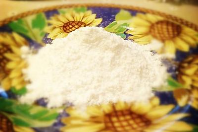 烘培必备~糖粉的制作