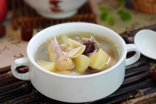 清泰平安鸡汤#好彩头#的做法