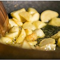 不时不食   牛肝菌拌米线配鸡汤吃走感冒的做法图解3