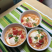鸡蛋西红柿面的做法图解9