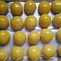 #晒出你的团圆大餐#黄油版蛋黄酥的做法图解23