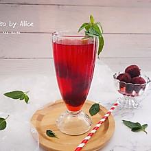 杨梅汁#夏日冰品不能少#