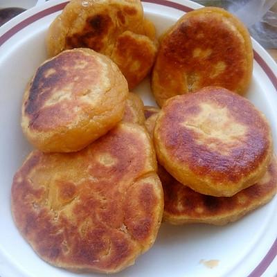 香甜柿子饼