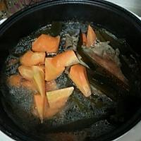 妈妈的味道--超级简单的棒骨海带汤的做法图解5