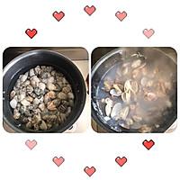 冬瓜蛤蜊汤的做法图解3
