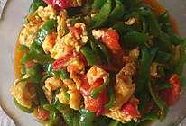 西红柿辣子炒鸡蛋的做法